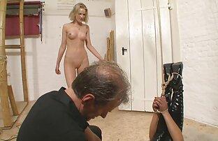 Das Mädchen gab drei Löcher pornofilme reife damen Orgasmus der Aktion von Freund