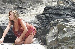 Blondine liebt den Geschmack von ältere sexfilme Schmerz und Leiden